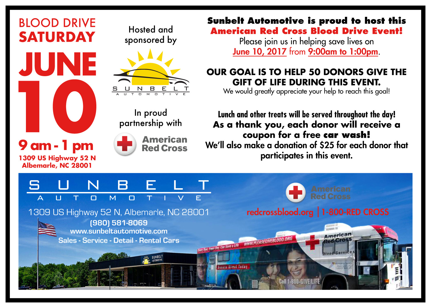blood drive june 2017